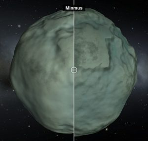KSP Minmus SVT before and after comparison
