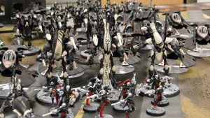 Dawn of War Ultimate Apocalypse - Eldar tabletop