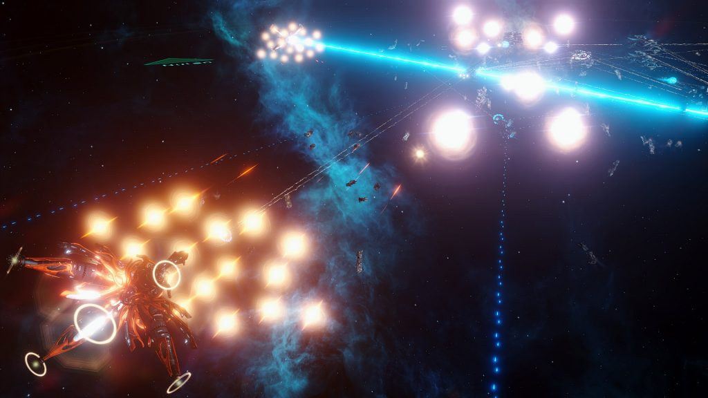 Stellaris Improved Space Battles