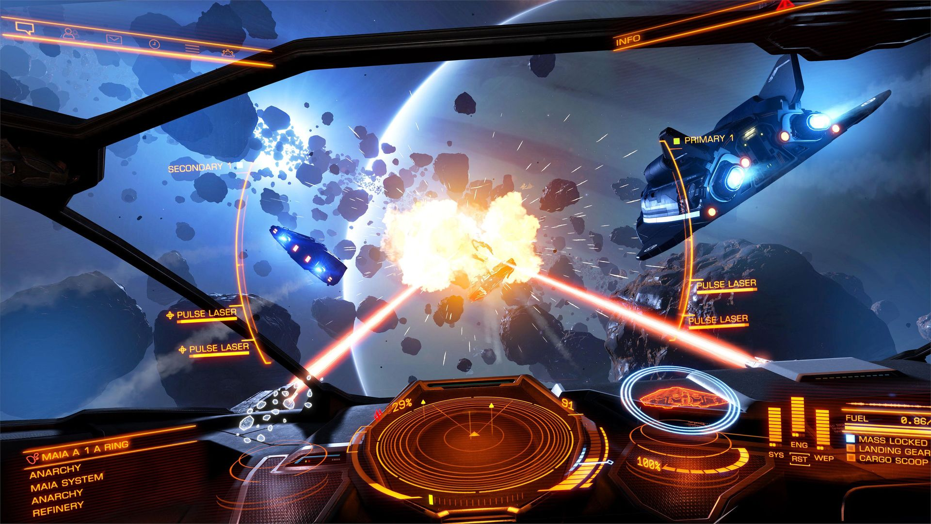 Elite Dangerous HOTAS - Installation and Buying Guide - Odin