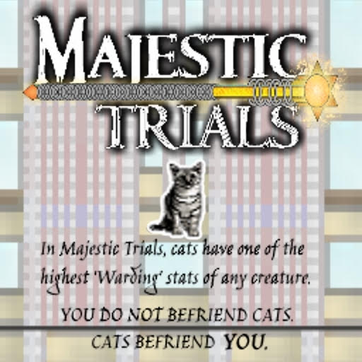 Majestic Trials - Turn-based Tactical Fantasy - Warding cats