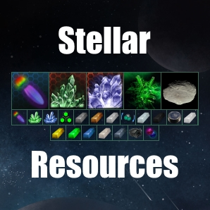 Stellaris Mod Roundup - November '17 - Stellar Resources