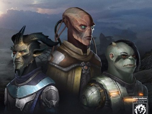 Stellaris Humanoids Species Pack - Dev Diary #95 - Featured image