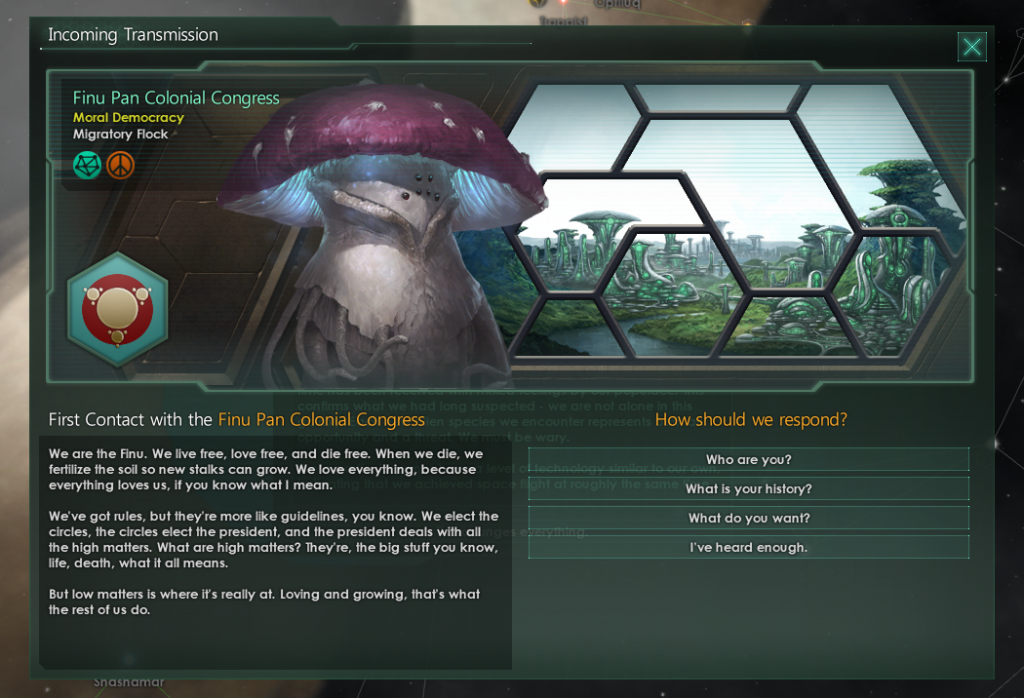 Stellaris Mod Roundup - December '17 - Advanced Custom Empires Pack