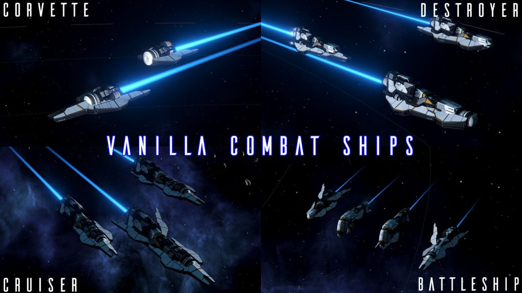 Stellaris Mod Roundup - December '17 - Tall White Ships and Stations