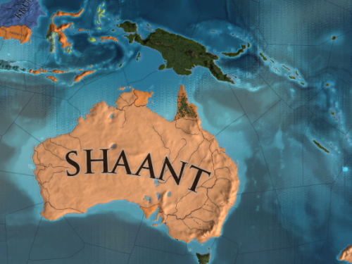 EUIV - Legacy of Bharat - Part 5: Pacific Dreams - Shaant (Bharathi Australia)