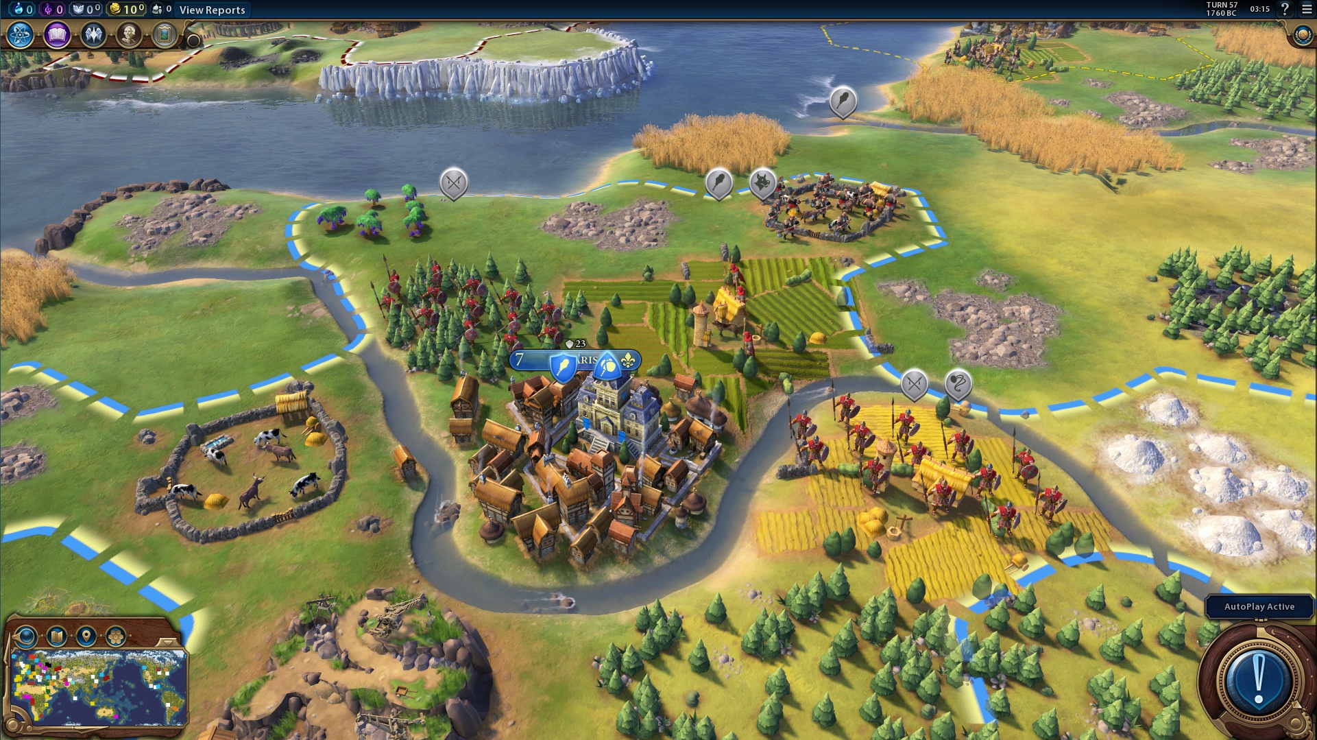 Civ 6 Mods: Top 5 Graphic/Artistic mods you NEED to try in