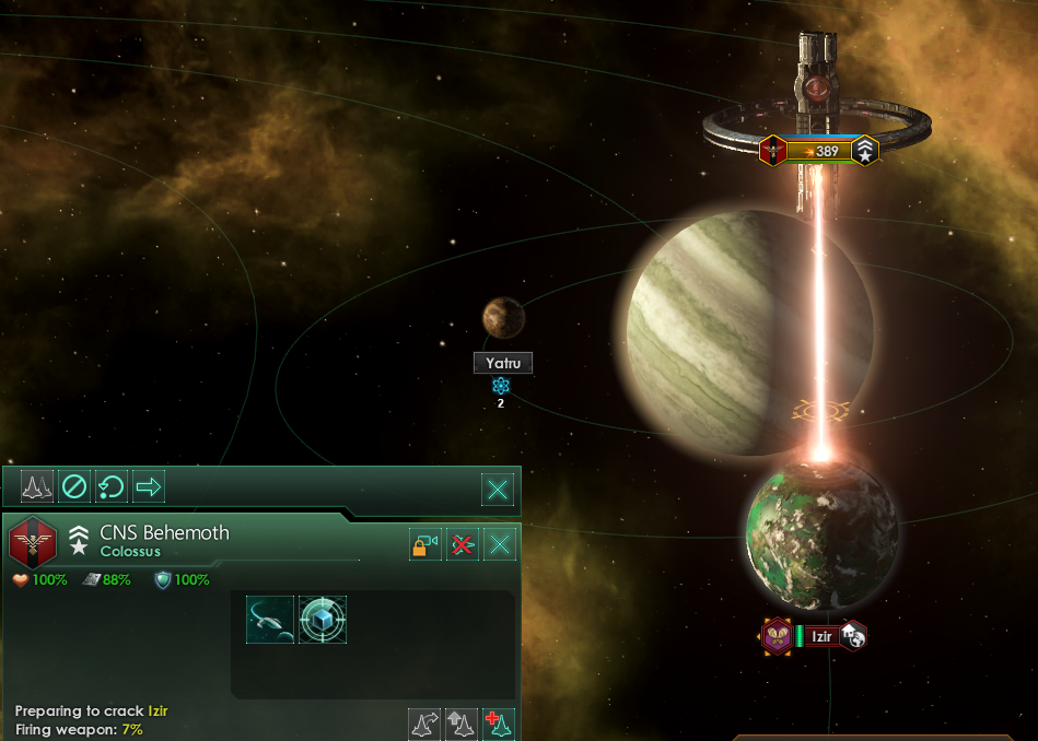 Stellaris Titans and Planet Destroyers - Dev Diary #100 - Colossus