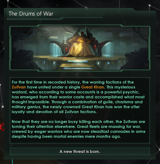 Stellaris Marauders, Pirates, and the Horde - Dev Diary #101 - Horde event