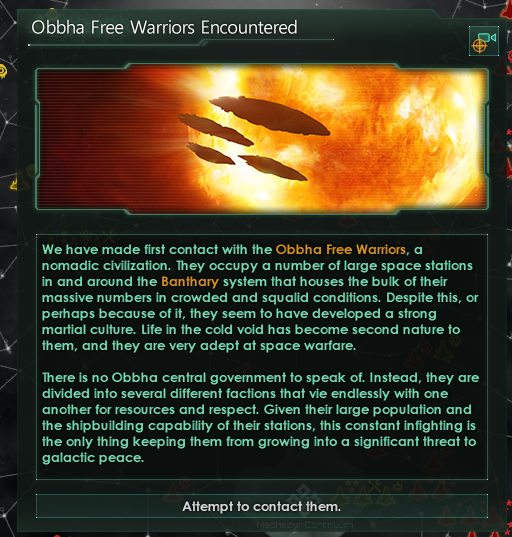 Stellaris Marauders, Pirates, and the Horde - Dev Diary #101 - Marauders event