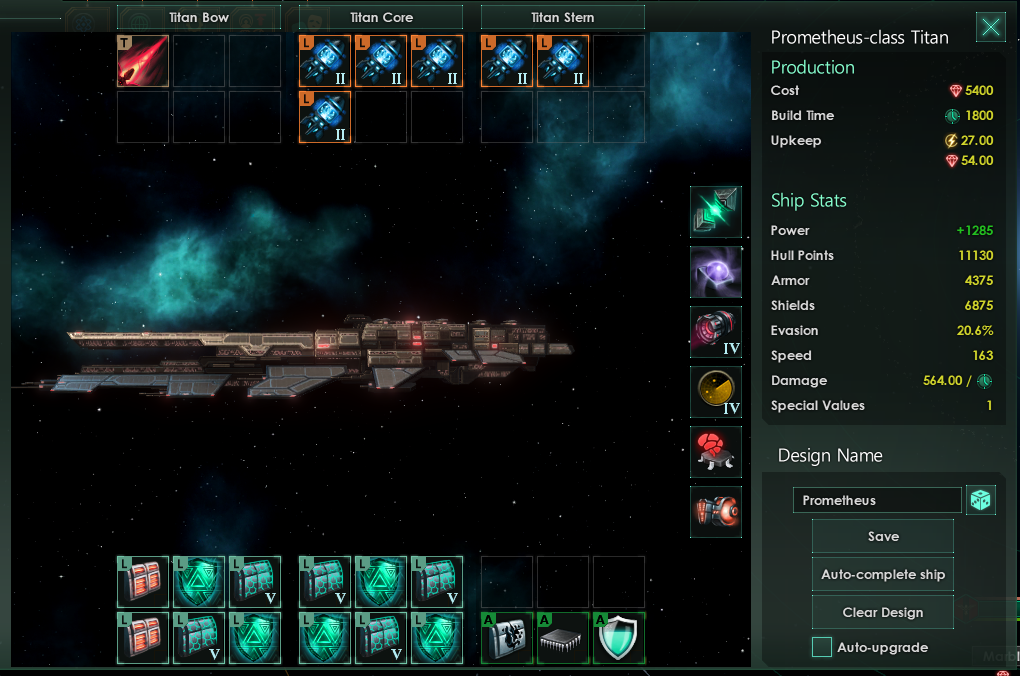 Stellaris Titans and Planet Destroyers - Dev Diary #100 - Titan