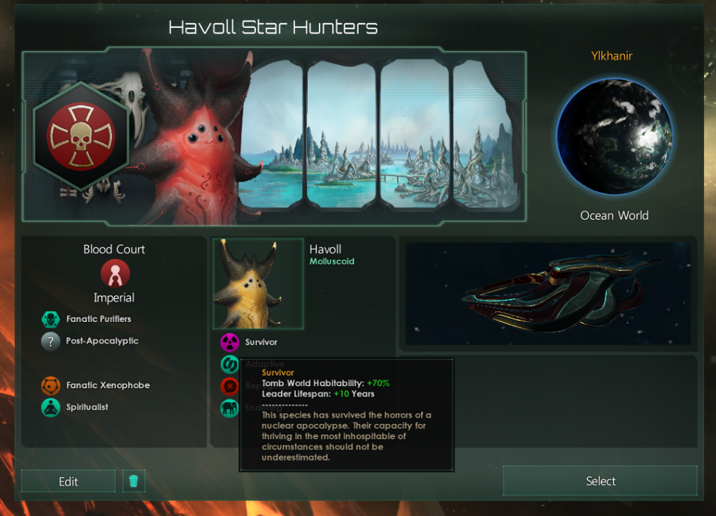 Stellaris Civics and Ascension Perks - Dev Diary #103 - Post-Apocalyptic Civic