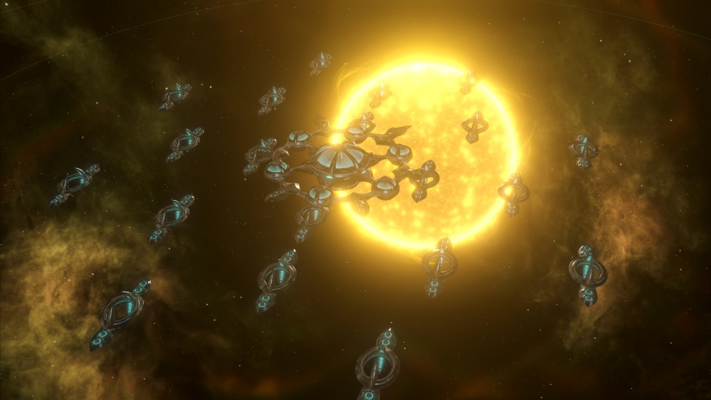 Stellaris Cherryh Review - Starbase