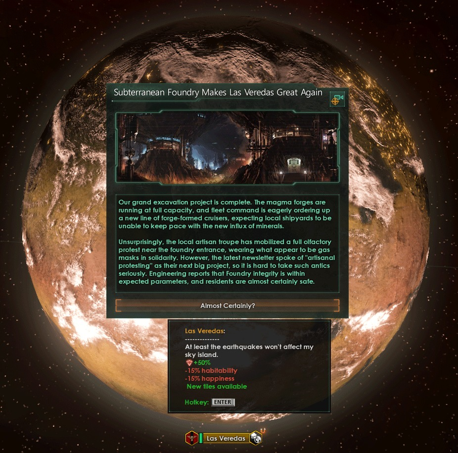 Stellaris Mod Roundup - March '18 - Masters of Nature